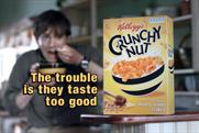 Crunchy Nut: sales down
