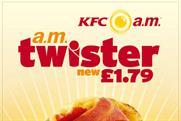 KFC: rethinking breakfast menus