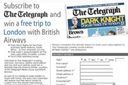 Telegraph Media Group relaunches weekly expat newspaper