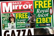 The Daily Mirror: £2 Royal Ascot bet at William Hill
