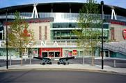 Arsenal FC hires US sports marketer Fox as CMO