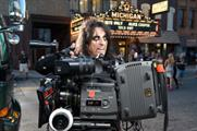 Watch Alice Cooper in the latest Sony Bravia ad