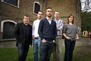 Brad Fairhead and the HyperNaked team