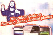Phones4U: ASA bans Easter press ad