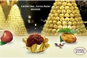 Ferrero Rocher: reviewing its £5m advertising business