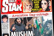 Daily Star: circulation slips below 800,000