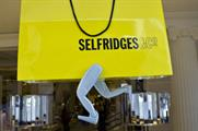 Selfridges time-travels into the future as part of centenary celebrations