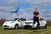 Nissan: to sponsor Team GB