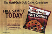 Kelloggs...Nutri-Grain ads banned