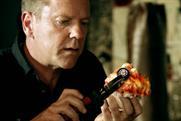 Kiefer Sutherland: stars in Acer spot
