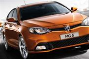 MG: Brilliant appointed to handle promotion of the MG6