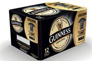 Diageo: marketing has been focused on individual brands