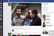 Facebook: unveils fresh News Feed look