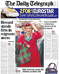 Daily Telegraph: sales director joins from The Scotsman