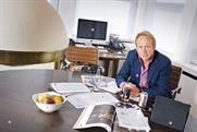 My Desk: Robert Senior