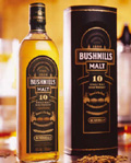 Bushmills: growing whiskey brand