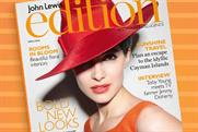 John Lews: to supplement its print magazine with online edition