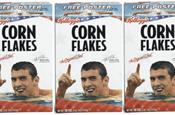 Kellogg's: using Phelps' image  to endorse Corn Flakes