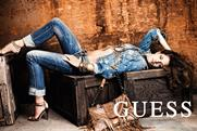 Fashion brand Guess