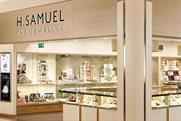 H Samuel: awards media account to the7stars