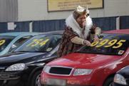 Burger King: 'used cars' TV spot