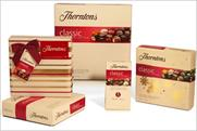 Thorntons: reported a 5.4% year-on-year rise in sales