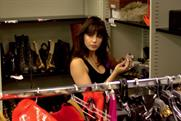 The model Daisy Lowe guest edits IPC Media's InStyle