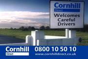 Cornhill: insurance brand bought by Allianz in 1986