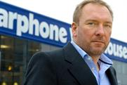 Andrew Harrison: chief executive officer of Best Buy Europe