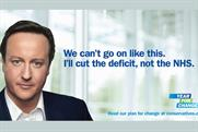 Conservative Party: NHS campaign
