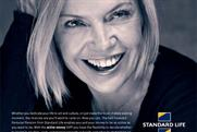 Standard Life: Mariella Frostrop appears in recent campaign