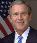Bush: wanted military action against network
