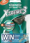 Wilkinson Xtreme: skiing prize