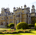 Thoresby Hall: one of Warner's properties