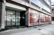 Last.fm's UK headquarters