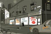 Brands struggle in the 'free' economy