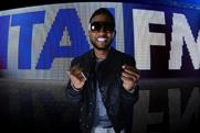 Usher stars in latest Capital FM promotion