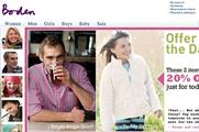Boden: catalogue company boosting its online focus