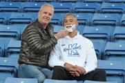 King of Shaves: Will King shaves sponsored Team GB sprinter James Ellington