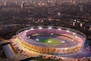 The Olympic Stadium: Stratford site's event nears