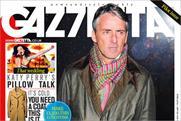 Gaz7eta: one-off men's weekly was distributed with Grazia in October