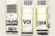 Ogilvy & Mather London: Expedia luggage tag ads won eight outdoor Gold Lions