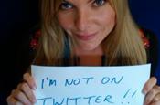Janus: EastEnder star not tweeting