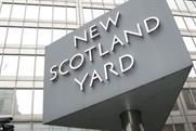 Metropolitan Police: responds on behalf of the ACPO