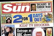 The Sun: cheers up weary drivers