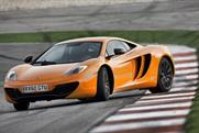 McLaren: has recently launched the MP4-12C car as it looks to take on rivals including Ferrari