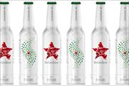 Heineken: bottle created through Facebook competition