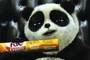 Vinnie: Fox's panda character