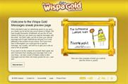 Cadbury offers ad space to consumers in Wispa Gold relaunch