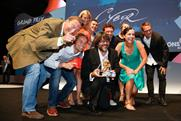Cannes 2013: Cyber Grand Prix winners
